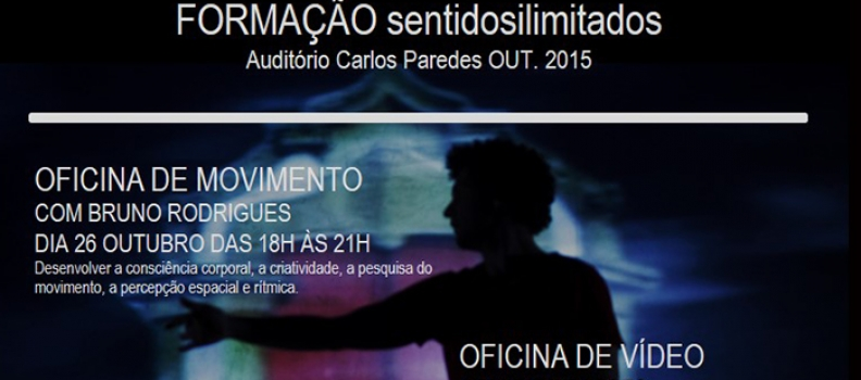 Sentidos Ilimitados Formation [ Oct 2015 ] Carlos Paredes Auditorium