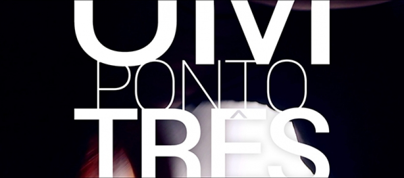 """UMPONTOTRÊS"" / February 14th to 16th at the Marvila Library"