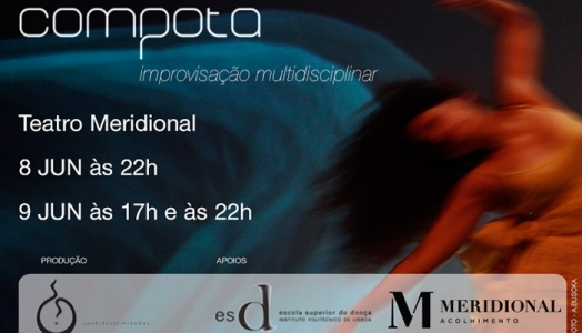 COMPOTA Residence at Meridional Theatre / 4th to 9th June 2018